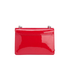 Love Moschino Women's Love Heart Double Chain Strap Shoulder Bag - Red: Image 7