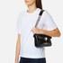 Love Moschino Women's Love Mini Heart Double Chain Strap Shoulder Bag - Black: Image 2