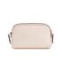 Love Moschino Women's Love Heart Embossed Mini Cross Body Bag - Beige: Image 8
