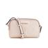 Love Moschino Women's Love Heart Embossed Mini Cross Body Bag - Beige: Image 1