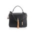 Dune Women's Delina Tassel Box Bag - Black: Image 1