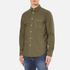 rag & bone Men's Standard Issue Beach Shirt - Dark Olive: Image 2