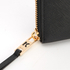 Karl Lagerfeld Women's K/Klassik Small Zip Wallet - Black: Image 4