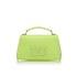 The Cambridge Satchel Company Women's Mini Poppy Bag - Neon Yellow: Image 4