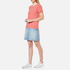 Levi's Women's The Perfect Pocket T-Shirt - Tropicalia: Image 4