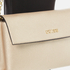 Guess Women's Tulip Envelope Clutch Bag - Champagne: Image 3