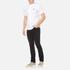 Pretty Green Men's Short Sleeve Oldbury Oxford Shirt - White: Image 2