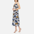 MINKPINK Women's Pacifico Midi Slip Dress - Multi: Image 2