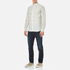 Selected Homme Men's Two Spun Long Sleeve Shirt - Forever Blue: Image 2