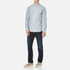 Selected Homme Men's Two Spun Long Sleeve Shirt - Papyrus: Image 2