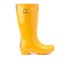 Hunter Kids' Original Gloss Wellies - Sunlight: Image 1