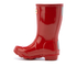 Hunter Toddlers' Original Gloss Wellies - Military Red: Image 4