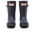 Hunter Toddlers' Original Wellies - Navy: Image 2