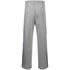 adidas Men's Essential 3 Stripe Fleece Sweatpants - Grey Marl: Image 2