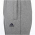 adidas Men's Essential Logo Cuffed Fleece Sweatpants - Grey: Image 3