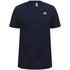 adidas Men's Essential Logo T-Shirt - Navy: Image 1