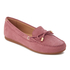 MICHAEL MICHAEL KORS Women's Sutton Moc Suede Driving Shoes - Wild Rose: Image 2