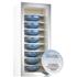 Estée Lauder Crescent White Full Cycle Brightening Solar Cooling Sorbet 8 x 4ml Pods: Image 1