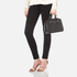 Furla Women's Giada Small Tote Bag with Zip - Black: Image 5