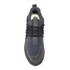 Android Homme Men's Runyon Caviar/Neoprene Trainers - Grey: Image 3