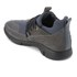 Android Homme Men's Runyon Caviar/Neoprene Trainers - Grey: Image 4