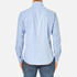 Barbour Men's Stanley Long Sleeve Shirt - Blue: Image 3