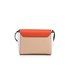 DKNY Women's Greenwich Smooth Mini Messenger Bag - Nude/Orange: Image 5
