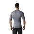 adidas Men's TechFit Climachill T-Shirt - Core Heather: Image 5