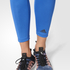 adidas Women's Workout Tights - Blue: Image 6