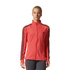 adidas Women's D2M 3 Stripe Track Top - Core Pink: Image 3