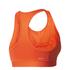 adidas Women's TechFit Medium Support Sports Bra - Energy Red: Image 2