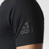 adidas Men's Freelift Prime T-Shirt - Black: Image 8