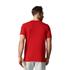 adidas Men's Freelift Prime T-Shirt - Scarlet: Image 5