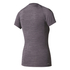 adidas Women's Performance T-Shirt - Trace Grey: Image 2