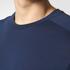 adidas Men's ID Stadium T-Shirt - Navy: Image 8
