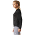 adidas Women's D2M Long Sleeve Top - Black: Image 4