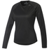 adidas Women's D2M Long Sleeve Top - Black: Image 1