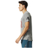 adidas Men's Freelift Nasty T-Shirt - Core Heather: Image 4