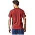 adidas Men's ID Stadium T-Shirt - Mystery Red: Image 5
