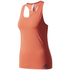 adidas Women's Climachill Tank Top - Easy Coral: Image 1