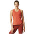 adidas Women's Climachill Tank Top - Easy Coral: Image 3