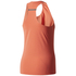 adidas Women's Climachill Tank Top - Easy Coral: Image 2
