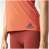 adidas Women's Climachill Tank Top - Easy Coral: Image 8