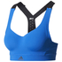adidas Women's Climachill High Support Sports Bra - Blue: Image 1