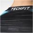 adidas Men's TechFit Base GFX Compression T-Shirt - Black: Image 6