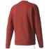 adidas Men's ZNE Crew Sweatshirt - Mystery Red: Image 2