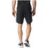 adidas Men's Crazy Train Shorts - Black: Image 5