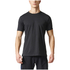 adidas Men's Freelift Climachill T-Shirt - Black: Image 3