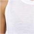 adidas Women's Logo Training Tank Top - White: Image 8