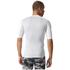adidas Men's TechFit Climachill T-Shirt - White: Image 5